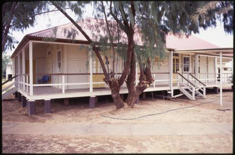 Old Court House/Police Reserve, Winton