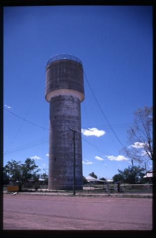 Water Tower, Winton