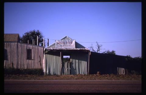 Willie Mar's Vegetable Store, Winton