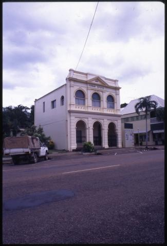 Ferrari Estates Building, Former Bank of North Queensland, Cooktown
