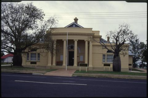 Roma Court House