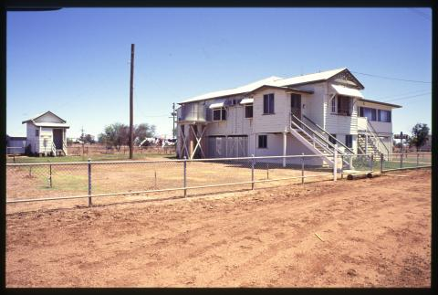 First Police Station, McKinlay