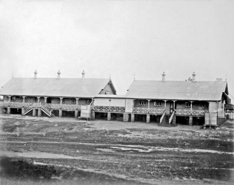 Central State School Boys, Bundaberg