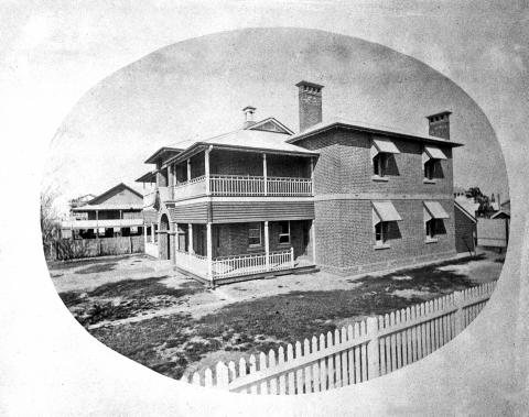 Police Station, Bundaberg