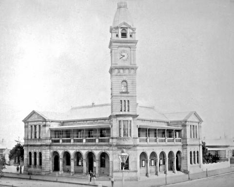 Post and Telegraph Offices, Bundaberg