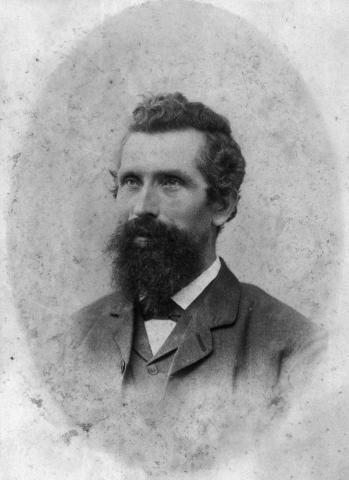 Thomas Glassey, the first Queensland Labor politician, and founding member of the Labor Party