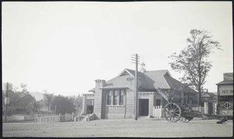 Post Office, Mount Morgan