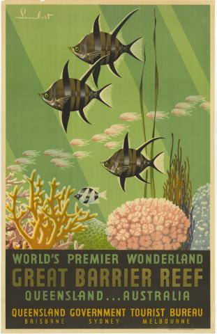 World's Premier Wonderland, Great Barrier Reef, Queensland