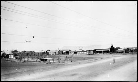 Cloncurry Railway Station