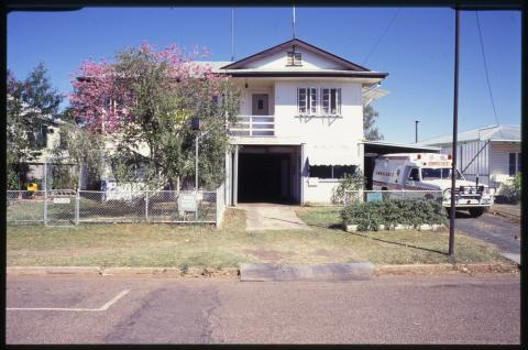 QATB Office, Cloncurry