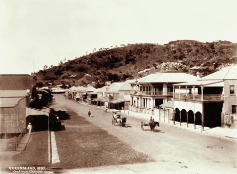 Charlotte Street, Cooktown