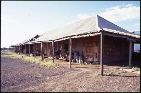 Elderslie Homestead, Winton
