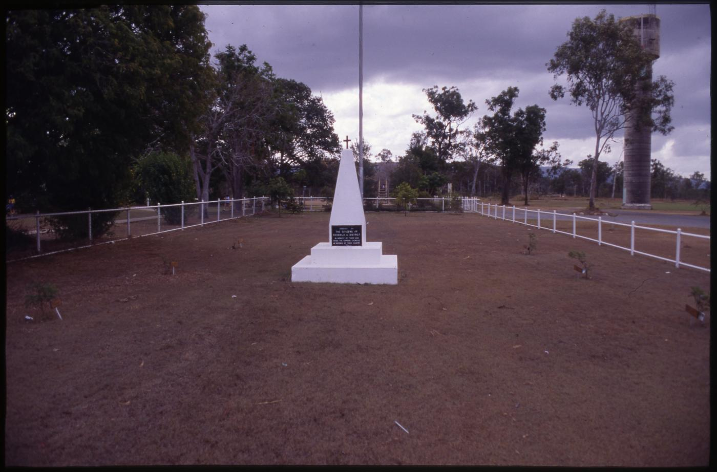 Koumala War Memorial