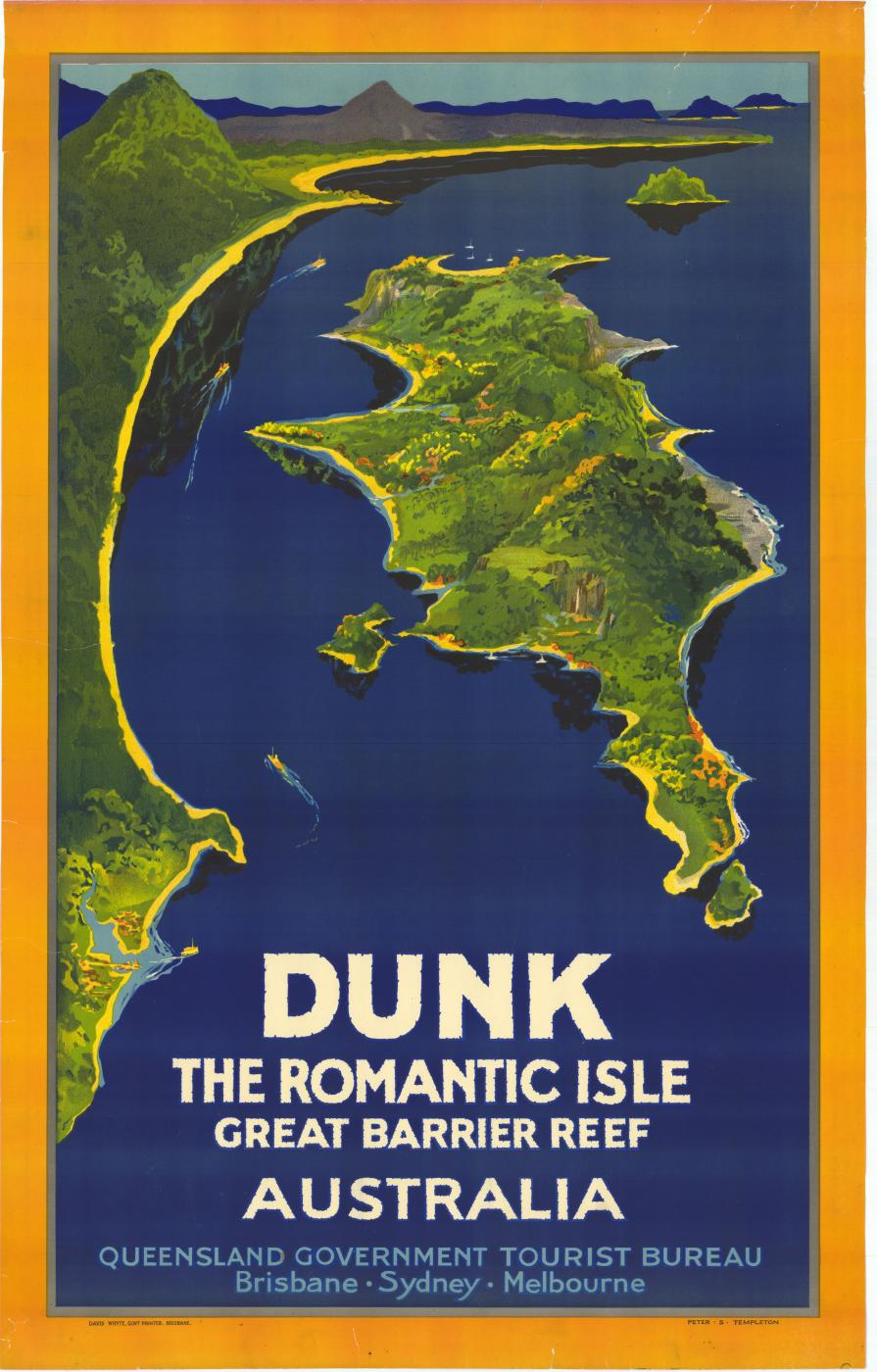 Dunk, The Romantic Isle, Great Barrier Reef, Australia