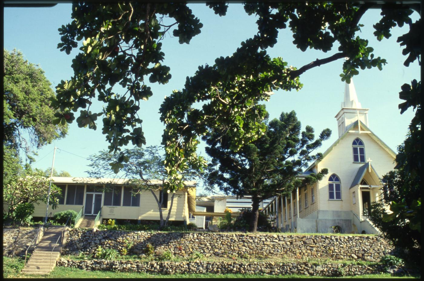 Our Lady of the Sacred Heart Church, Thursday Island