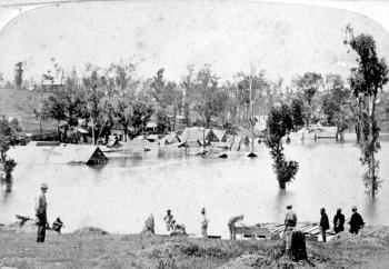 The Gympie Flood, June 19 1873
