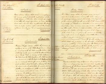 Convict Book of Trials (1835 - 1842), (Top 150: #6)