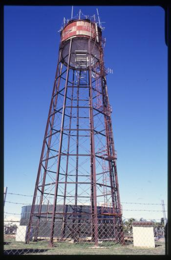 Water Tower, Barcaldine