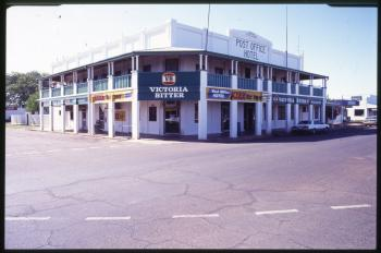 Post Office Hotel, Cloncurry