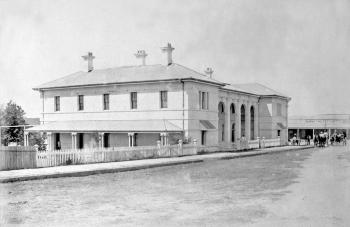 Bowen Court House, Williams Street, Bowen