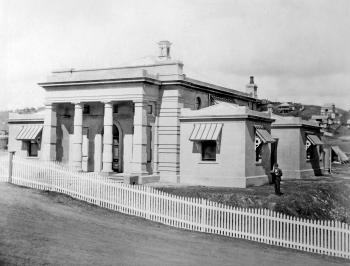 Court House, Mount Morgan
