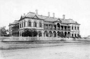 Brisbane Girls Grammar School, Gregory Terrace, Brisbane