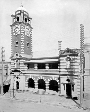 Post and Telegraph Office, Brisbane Street, Ipswich