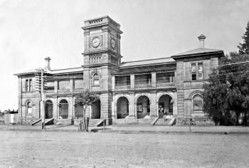 Post and Telegraph Offices, Margaret Street, Toowoomba