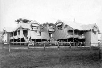 Girls and Infants School, Mount Morgan
