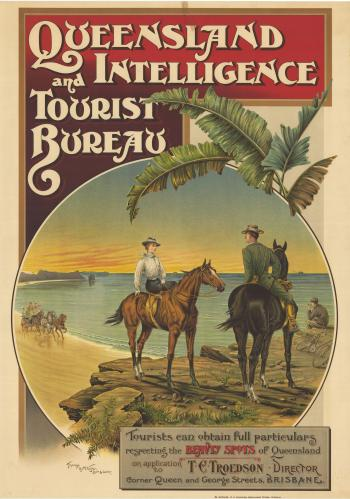 Queensland Intelligence and Tourist Bureau