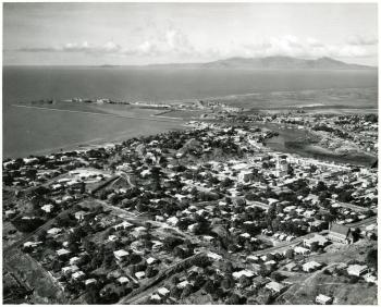 Townsville & Harbour From Castle Hill