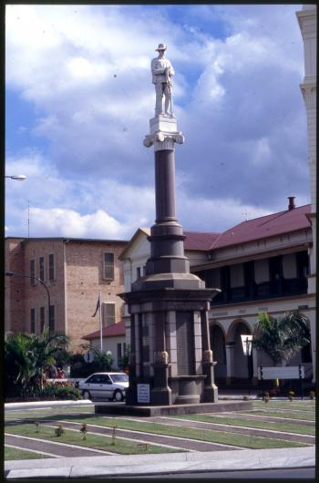 Bundaberg War Memorial