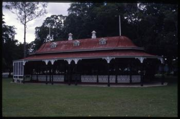 Boer War Veterans Memorial Kiosk