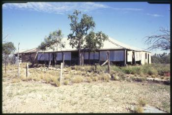 Old Cork Homestead, Winton