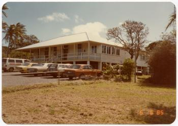 Thursday ISland Court House